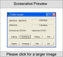 Traffic Counter Software